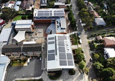 Saint Augustines College NSW (225kW)