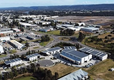 Sams Solar - Manufacturing & Industrial Projects - Waterside Business Park